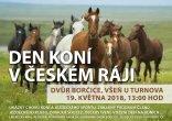 19. 5. 2018 - Den koní v Českém ráji